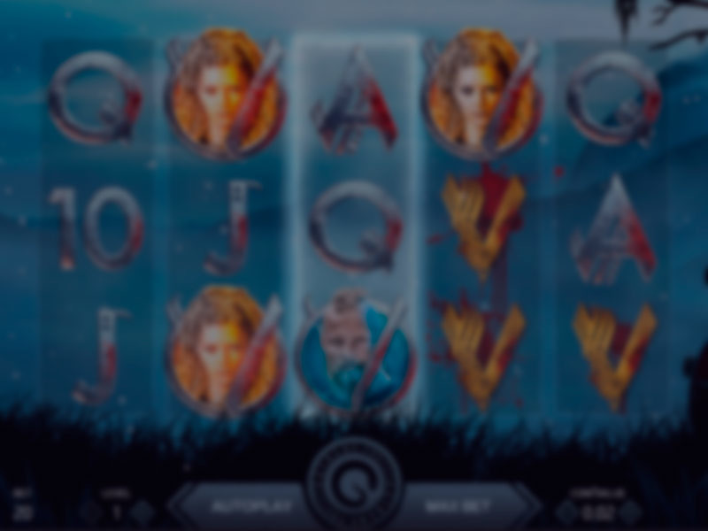 Slot de vídeo Vikings